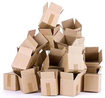 Вывоз упаковочного картона