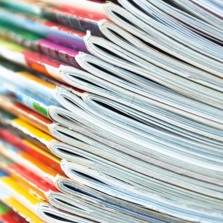 Вывоз Журналов