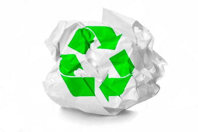 Прием бумаги экология